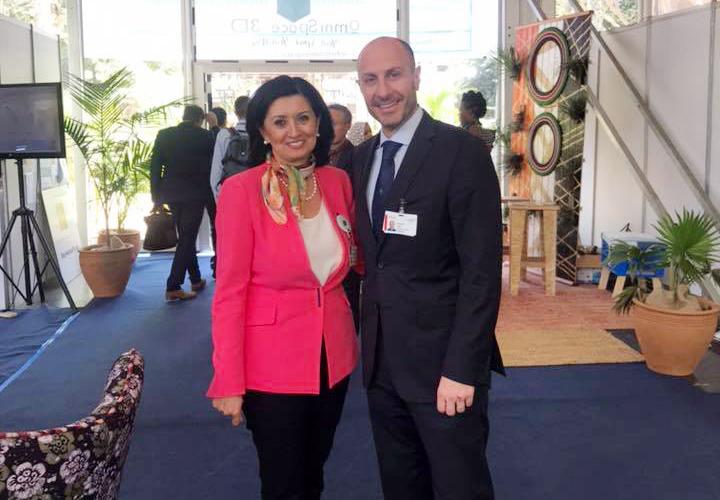 إفتتاح الدورة الرابعة لجمعية الأمم المتحدة للبيئة بمشاركة جبيلية