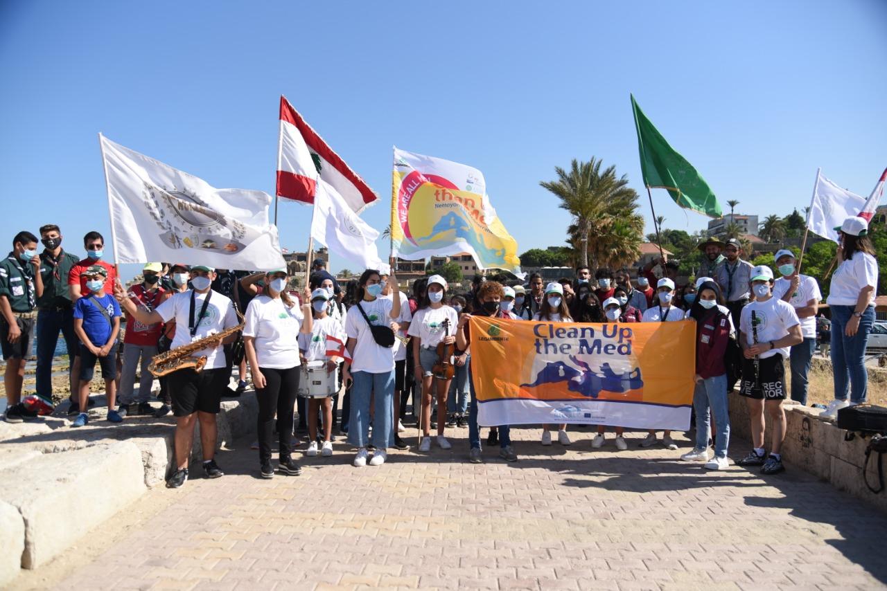 في يوم البيئة العالمي... جمعية HEAD تطلق حملة تنظيف شواطئ جبيل وبلاط والفيدار